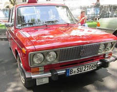 Lada 1600 (larssimon) Tags: lada1600 vaz2103 19762005 udssr classicdays kudamm berlin2016