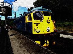 class 26 (Callum.Barker57) Tags: 26 train choochoo