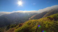 IMG_0276_278 Marin Headlands HDR (vicjuan) Tags: 20160814  usa  ca california marinheadlands hdr tonemapping geotagged geo:lat=37829304 geo:lon=122486915 marincounty