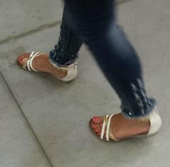 Street feet (643) (♠I Love Feet & Shoes♠) Tags: street sexy feet lingerie tights heels highheels sandali scarpe piedi sandals shoes chaussures pieds sandales schuhe sandalen füse ноги сандалий ботинок туфля pie zapatillas sandalias pés πόδια sapatos παπούτσια sandálias σανδάλια calcanhares каблуки mules huf hoof casco οπλή копыто stockings bas strümpfe medias meias κάλτσεσ чулки sabot pantyhose