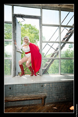 Power Girl - Dovie (Pierre Gautreau) Tags: gothamcity villains dccomics