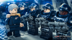 The General (Agaethon29) Tags: lego afol legography brickography legophotography minifig minifigs minifigure minifigures toy toyphotography macro cinematic 2016 legospace neoclassicspace spaceman classicspace space scifi sciencefiction ncs novateam customminifigure
