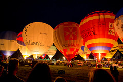 International Balloon Fiesta 2016 (jksphoto1) Tags: nikon nikond610 2485 night nighttime nightography balloon hotairballoon glow nightglow afterdark dark dusk colours vibrant