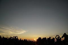 Mount Bromo (wuzanru) Tags: mountbromo bromotenggersemerunationalpark indonesia eastjava caldera seaofsand cemorolawang probolinggo volcano jeep mountpenanjakan tenggerese hindutemple puraluhurpoten mountsemeru