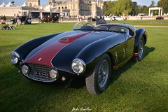 1953 Ferrari 166 MM/53 barquette Oblin (pontfire) Tags: 1953 ferrari 166 mm53 barquette oblin mm 53 166mm chantillyartslgance2015 chantillyartslgance chantilly arts lgance 2015 richardmille peterauto et chantillyartsetlgance2015 chantillyartsetlgance chteaudechantilly italiansportcars classiccars oldcars antiquecars rarecars sportcars legendcars automobiledeprestige automobiledelegende automobiledexception voitureitalienne voituredesport voituredecollection voituredelgende car cars autos automobili automobile automobiles voiture voitures coche coches carro carros wagen pontfire nikon race racer racing oldtimer worldcars voituresanciennes scuderiaferrari enzoferrari v12