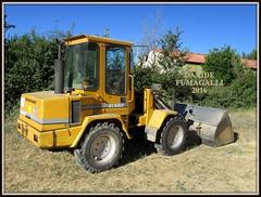 Zettelmeyer ZL602C (DaveFuma) Tags: zettelmeyer pala gommata caricatrice wheeled loader radlader pelle chargeuse