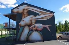 Ana Maria (rotabaga) Tags: anamaria kåken härlanda artscape graffiti streetart gatukonst sweden sverige göteborg gothenburg pentax k5