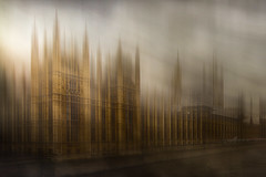 W.m.i.t.l. (radonracer) Tags: london radonart digiart motionblur architecture kunst uk fineart
