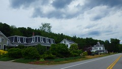 Summer in New England - IMGP5418 (catchesthelight) Tags: centralharbornh summer newengland charm historichouses changeableskies roadside travel