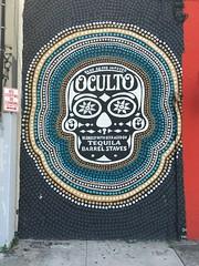 Wynwood Mural (Phillip Pessar) Tags: miami public art wynwood mural tequila oculto