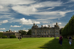 Houghton Hall - Explored! (sharongellyroo) Tags: houghtonhall norfolk outingswithclare