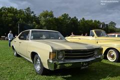 Chevrolet Malibu (Monde-Auto Passion Photos) Tags: auto automobile chevrolet malibu coup 48h montargis villemandeur domaine lisledon