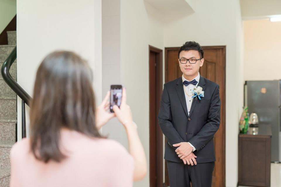台南婚攝 情定婚宴城堡永康館 婚禮紀錄 C & V 021