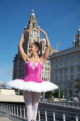 DSC06443 (liverpix) Tags: cleopatrasuperchill cleo balletdancer tutu pink liverpool pierhead