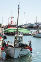 Puerto de Ibiza (Marcos Lozadam63) Tags: islasbaleares marmediterrneo nikon pescadores local fishing boat port puerto ibiza