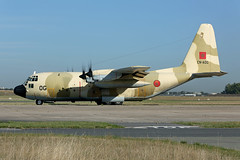 Morroco Air Force   Lockheed C-130H   CN-AOG (Globespotter) Tags: parisle bourget morroco air force lockheed c130h cnaog