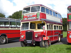 Barton JVO230 (RL Buses) Tags: showbus bus busrally preservedbus donington doningtonpark barton bartons