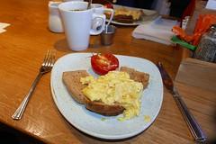 London Kings's Cross (BarkingBill) Tags: breakfast