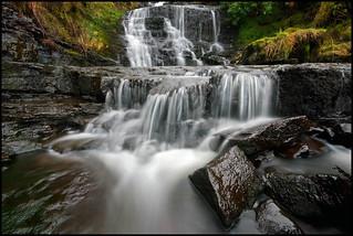 The Clydach Cascades [Explore]
