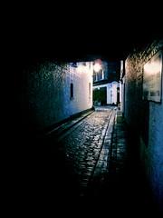 A Light in an Alley