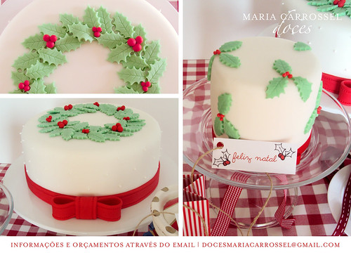 Natal 2012 by Maria Carrossel Doces