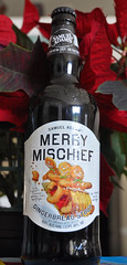 Samuel Adams Merry Mischief Gingerbread Stout (fisherbray) Tags: usa beer nikon unitedstates florida cerveza bier oceancity birra samueladams bire stout pivo fortwaltonbeach bira milkstout fwb okaloosacounty bostonbeercompany d5000 merrymischief fisherbray gingerbreadstout