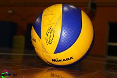 Mikasa (SimoT.8) Tags: blue yellow blu giallo volleyball volley mikasa pallavolo ilmiomondo supercontest