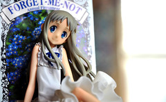 Forget-me-not (Umeiwa) Tags: figure alter menma anohana