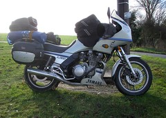Samara 2012 - Yamaha XJ 900 (gueguette80 ... Définitivement non voyant) Tags: bike club moto yamaha 900 treffen samara 2012 picardie motos decembre xj somme taisnil rassemblement hivernal