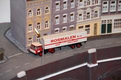 DAF FT 2600 Rosmalen frigo trailer (2) (Rinus H0) Tags: layout miniature scenery 187 modelleisenbahn daf modelrailway h0 daftrucks modeltreinen brekina modelspoorbaan vanrosmalen dewerelden daf2600 modelspoorbouw dafft2600 brekinadaf