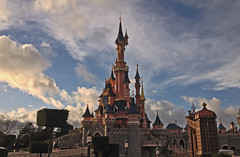 This was... week 51 (Kriisi) Tags: disneylandparis sleepingbeautyscastle 52of2012