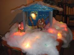 ** Joyeux Noël ** Merry Christmas ** Feliz Navidad ** (Impatience_1) Tags: macrèchedenoël crèchedenoël noël christmas nativité nativity souhaits wishes joyeuxnoël merrychristmas feliznavidad ornementdenoël christmasornament décorationdenoël christmasdecoration m mfcc coth coth5 supershot anawesomeshot abigfave citrit blinkagain lovely~lovelyphoto thegalaxy fantasticnature 100commentgroup flickrdiamond ruby5 ruby10 impatience bleu blue voeux 2012