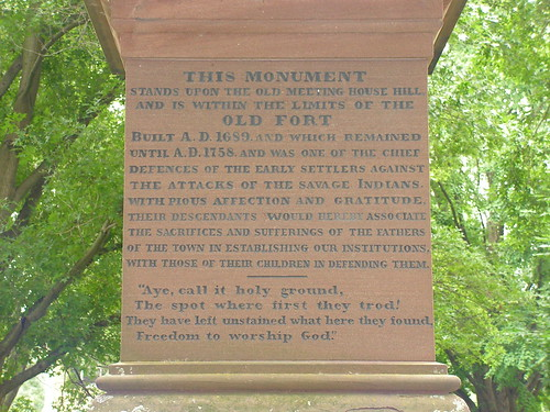 Civil War Memorial - Inscriptions [2]