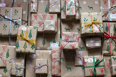 jess's christmas wrapping paper (markmartucciphoto) Tags: christmas wrapping paper diy handmade stamps crafts craft homemade merry markmartucciphotography markmartucciphotocom