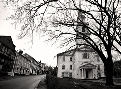 In the Footsteps of Roger Williams (ronaldcri) Tags: history church historic providence rhodeisland photoaday dailyphoto baptistchurch rogerwilliams firstbaptistchurch project365