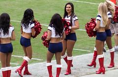 Texans Vs Vikings -69 (Traveler 999) Tags: football cheerleaders nfl houston vikings texans afc pregame 2012 reliantstadium houstontexans minnisottavikings