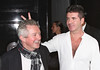 Simon Cowell looking worse for wear /WENN.com
