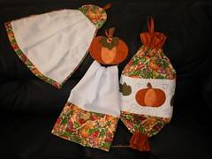 kit cozinha (Lua de Pano Artes) Tags: tecido puxasaco panodeprato batemão