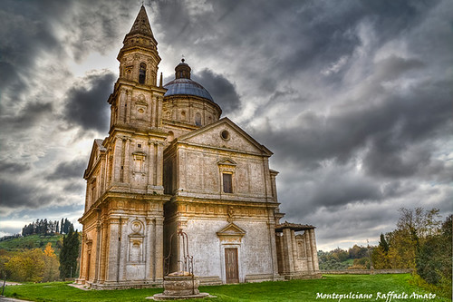 Montepulciano (Tuscany Italy) : Church of St. Blaise