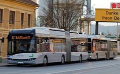 Busse, Linz (austrianpsycho) Tags: bus station linz hybrid 27 solaris haltestelle cng 356 endstation linzlinien gelenkbus citaro hybridbus linzaglinien endhaltestelle linienbus industriezeile o530g erdgasbus urbino18 o530gcng hybrid18 urbinohybrid18