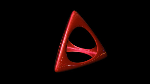 """tetrahedron soft • <a style=""""font-size:0.8em;"""" href=""""http://www.flickr.com/photos/30735181@N00/8325393175/"""" target=""""_blank"""">View on Flickr</a>"""