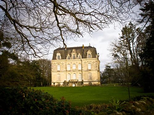 Brain-sur-Longuenée, France