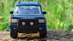 Land Rover Discovery: Go beyond. (Matheus_Lourenço) Tags: offroad landrover discovery matchbox matchboxsuperfast