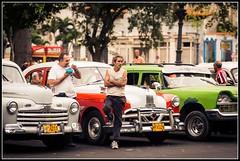 Lunchtime (mcmumpitz) Tags: america cab taxi cuba oldtimer amerika havanna kuba lahabana