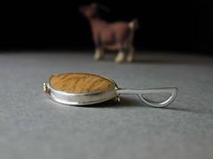 BAW52/1 Opalite Brooch/Pendant (betsy.bensen) Tags: brooch sterling pendant fabricated opalite 14ktgold baw521