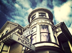 waller & pierce (eb78) Tags: sf sanfrancisco california ca mobile architecture explore lowerhaight 4g iphone iphoneography uploaded:by=flickrmobile flickriosapp:filter=mammoth mammothfilter