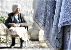 Lace - IN LOVING MEMORY OF MY WIFE GEORGIA! (Polis Poliviou) Tags: woman mountains art architecture mediterranean village grandmother lace district outoffocus cipro larnaca polis slopes zypern leonardodavinci kypros chypre lacework lefkara chipre kypr cypr cypern קפריסין kipras ciprus lefkaritika lovecyprus republicofcyprus κύπροσ кипър キプロス poliviou troödos polispoliviou λεύκαρα πολυσ πολυβιου cyprusinyourheart λευκαρίτικα кіпр кипар ไซปรัส sayprus ©polispoliviou2012 chipir wwwpolispolivioucom yearroundisland cyprustheallyearroundisland