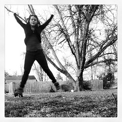 Leaping for Leap Year... (mandy(at)large) Tags: up jump leapyear leapingforleapyear uploaded:by=flickstagram instagram:photo=137063055822089841896722