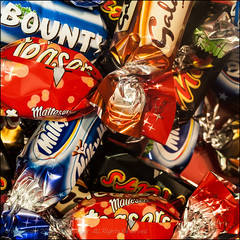 4/365 - Celebrations (*ian*) Tags: mars colour macro closeup square candy twix sweet chocolate marathon twist caramel galaxy snickers colourful favourite day4 coloured bounty wrapper maltesers milkyway project365 bigemrg 3652013
