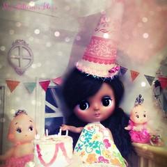 Blythe A Day Jan 2nd ~ Birthday